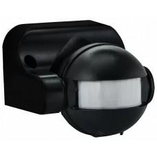 Инфракрасный датчик движения ДР-09 черный