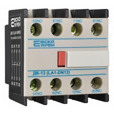 Додатковий контакт ДК-13 (LA1-D13)