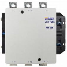 Контактор KM 265 М7 220В (LC1-F265)
