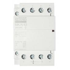 Модульний контактор MK-N 4P 63A 2NO2NC 220V