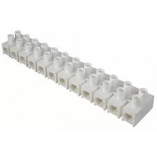 """Клемна колодка  """"тип Н"""" 30 мм2 / 80А біла"""
