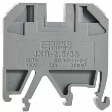Клемник JXB 10/35 сірий