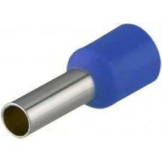 Наконечники трубчаті НТ 4,0-09 сині (100 шт.)