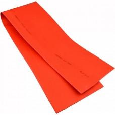 Термоусаджувальна трубка     100,0/50,0 шт.(1м) червона