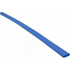 Термоусадочная трубка с клеевым слоем d 12,7мм синяя шт. (1м)