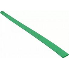 Термоусадочная трубка с клеевым слоем d 15,0мм  зеленая шт. (1м)