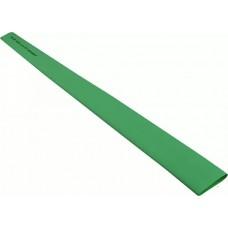 Термоусадочная трубка с клеевым слоем d 19,1мм  зеленая шт. (1м)