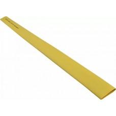 Термоусадочная трубка с клеевым слоем d 19,1мм желтая шт. (1м)