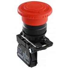 TB5-AS542 Кнопка безпеки.Повернення поворотом. d40mm