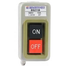 BS-211B Кнопковий вимикач-роз'єднувач