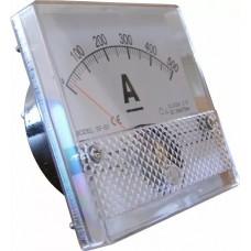 DС Амперметр 500/5 80х80