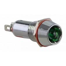 Сигнальна арматур AD22C-10 зелена 220V AC
