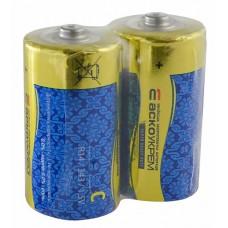 Батарейка сольова С.R14.SP2 (shrink 2)