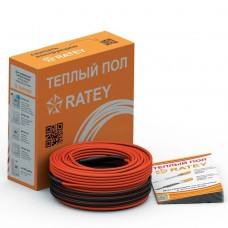Кабель для теплої підлоги RATEY RD2 125 Вт 6,9 м, 382 Ом