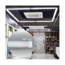 Світильник LED Violux FIT 40W 6000K IP20