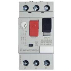 Автоматичний вимикач захисту двигуна УКРЕМ ВА-2005 М05