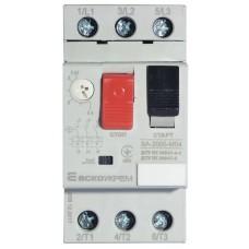 Автоматичний вимикач захисту двигуна УКРЕМ ВА-2005 М04