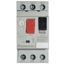 Автоматичний вимикач захисту двигуна УКРЕМ ВА-2005 М14