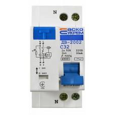 Диференційний вимикач ДВ-2002 32А 30мА АСКО
