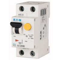 Диференційний автоматичний вимикач  PFL6-25/1N/C/003 Eaton