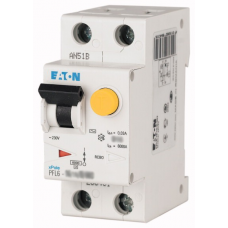 Диференційний автоматичний вимикач PFL6-32/1N/C/003 Eaton