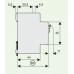 Автоматичний вимикач PL6-C10/2 Eaton